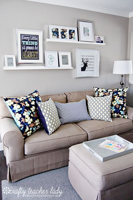 Ideas To Decorate Living Room Wild, How To Decorate Living Room Walls