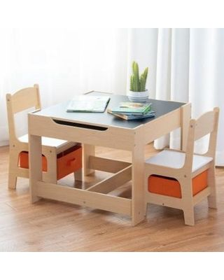 Kids Table And Chairs Set Wild, Toddler Table And Chairs Set