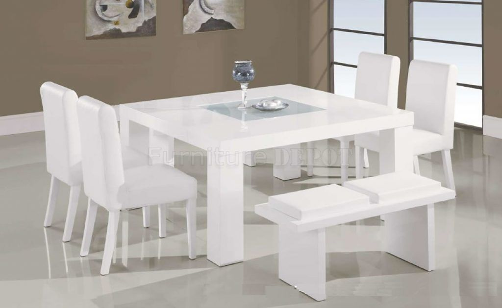 Dining Room Table And Chairs Wild, White Dining Room Table And Chairs