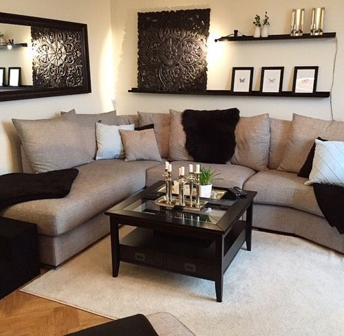 Ideas To Decorate Living Room Wild, Decoration For Living Room