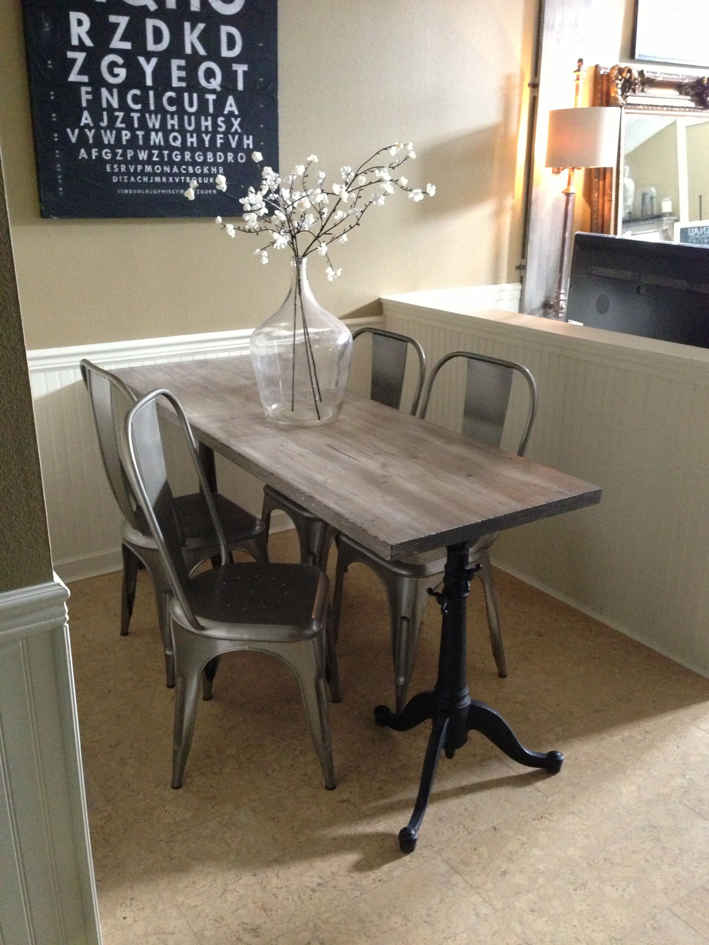 Narrow Dining Table   Wild Country Fine Arts