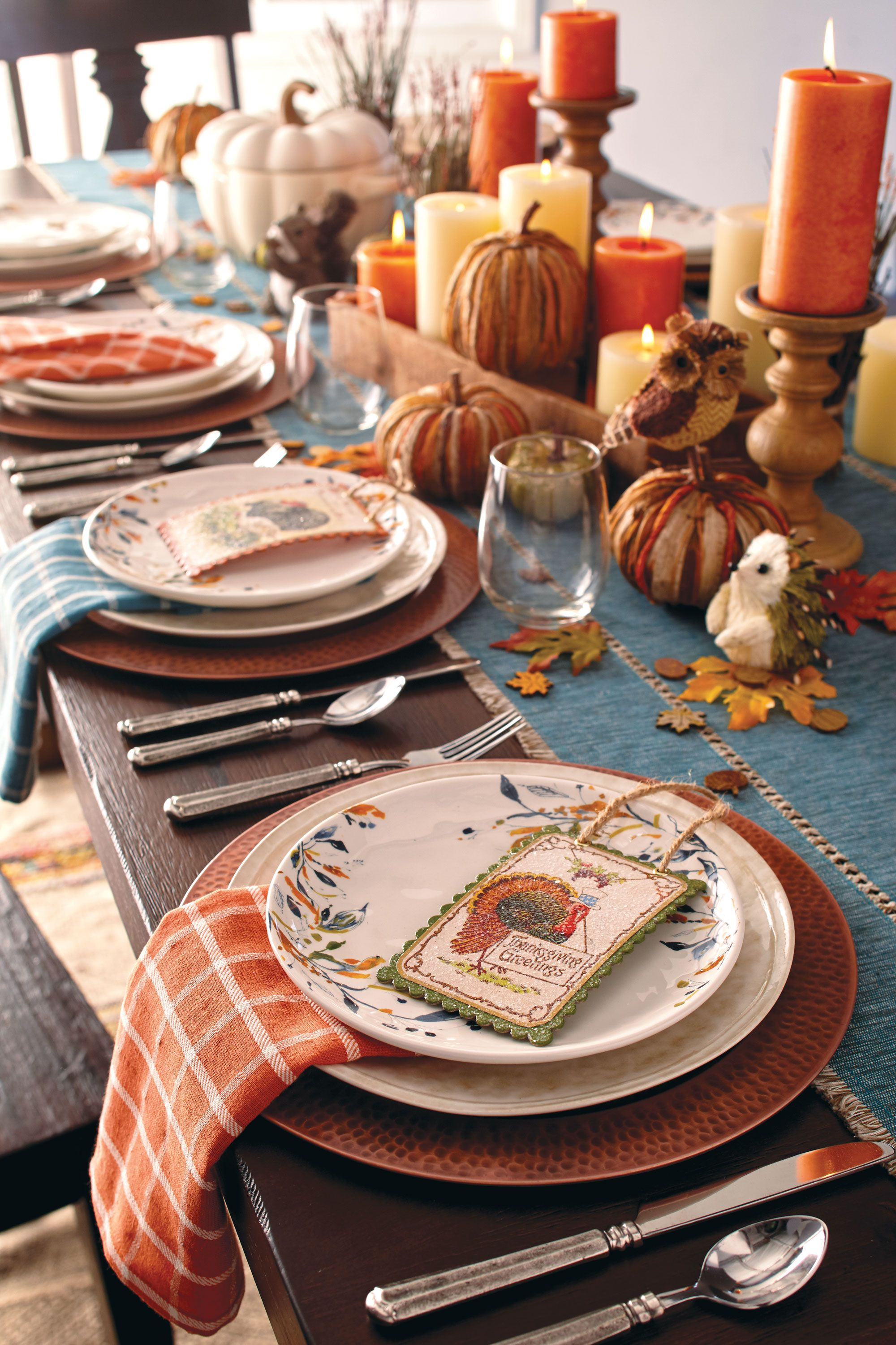 Thanksgiving Table Decor Wild Country Fine Arts