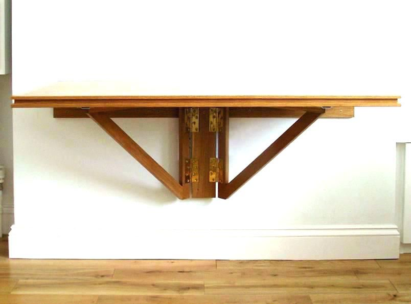 Wall Mounted Table Wild Country Fine Arts - How To Make A Wall Mounted Drop Down Table