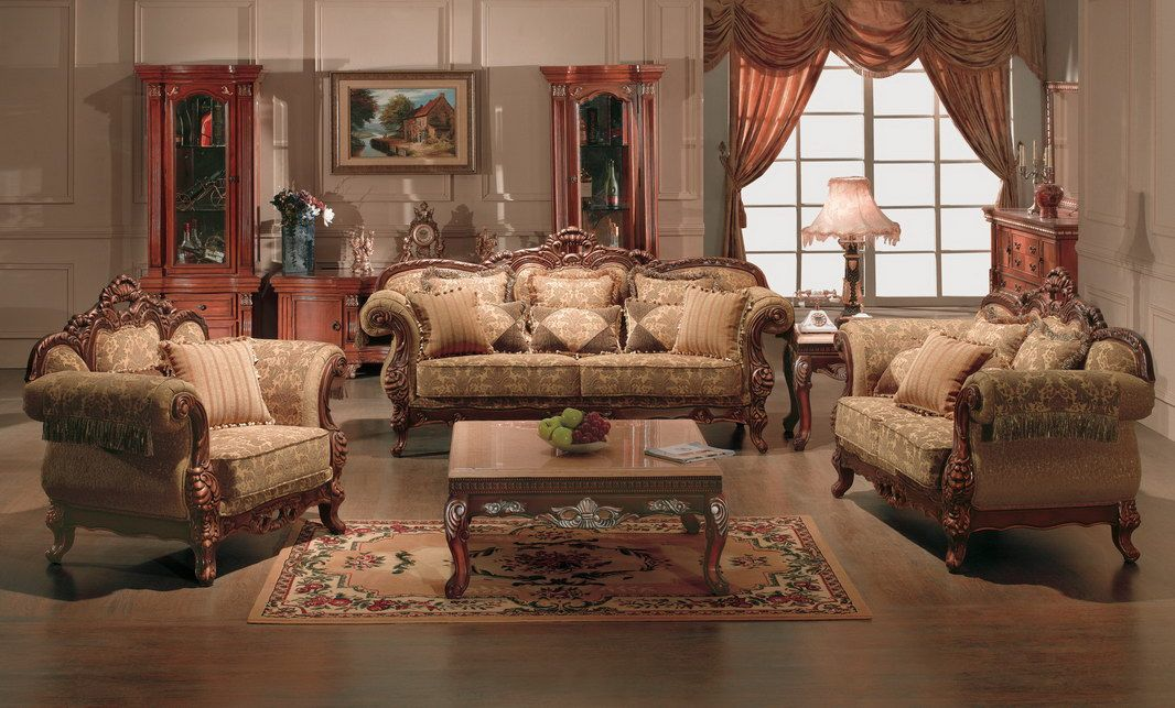 Traditional Living Room Sets Wild, Traditional Living Room Furniture